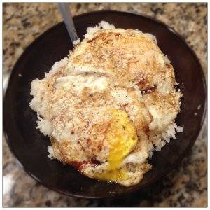 Rice and Eggs