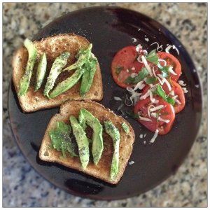 Toast with Avocado