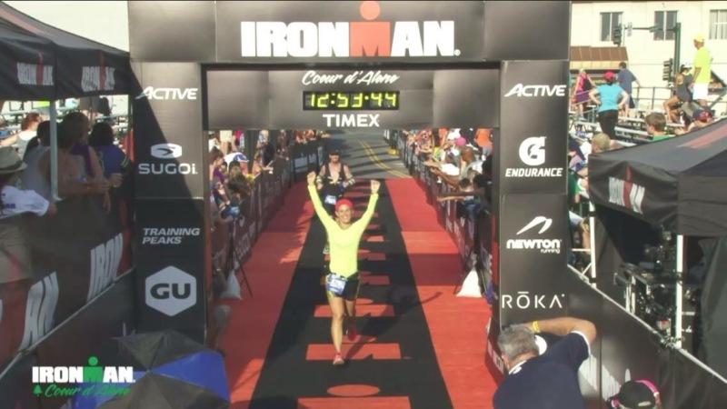 Ironman Coeur D'Alene RaceReport