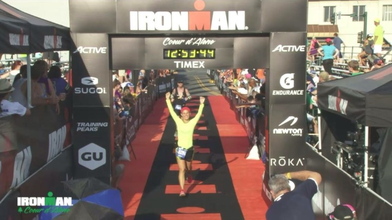 Ironman Coeur D'Alene Race Report