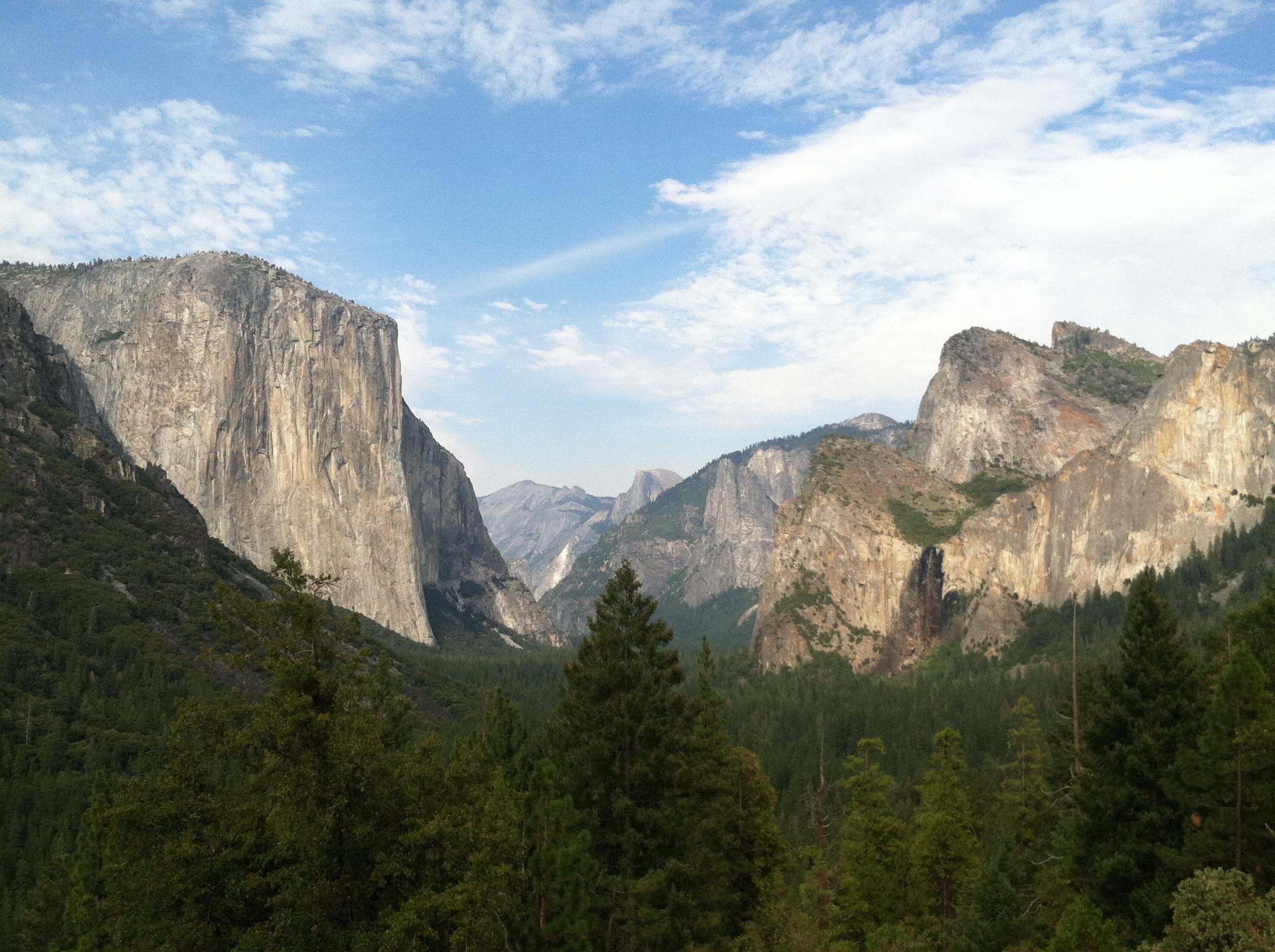 Yosemite National Park Part 2 Yosemite Valley And Glacier