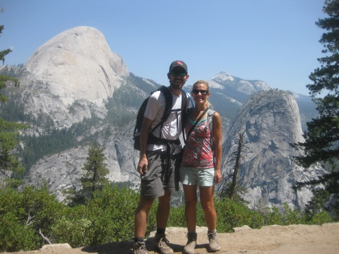 Glacier Point Hike