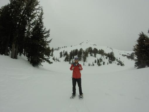 Ryan at Ridge Lake.