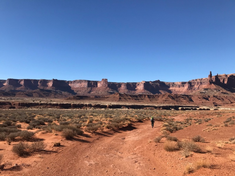 Bikepacking The White Rim Road