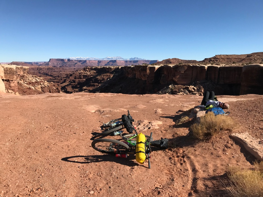 Canyonlands Lunch Break