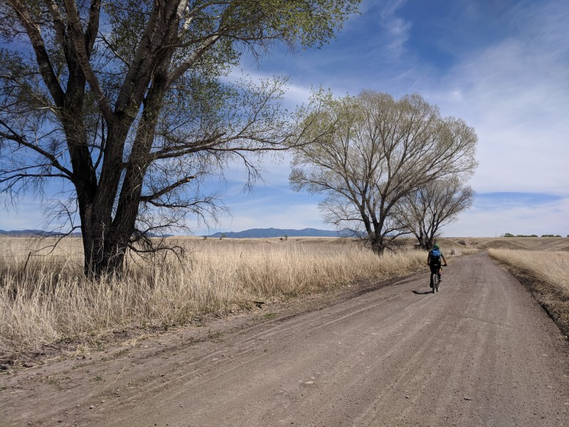 Bikepacking the San Rafael Valley